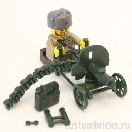 Как сделать оружие из лего
