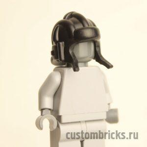 шлем танкиста лего