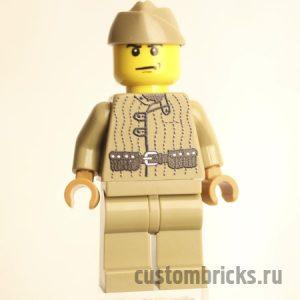 Лего СССР во Второй Мировой Войне