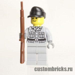 Немецкое лего, немецкая лего армия во 2 Мировой Войне