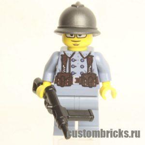 Лего Франция в WW2