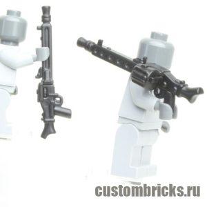 Лего оружие для человечков